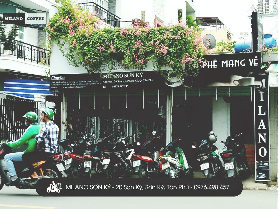 Đại lý 164 - Milano Sơn Kỳ Quận Tân Phú