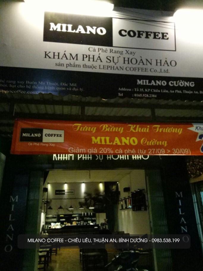 Milano Bình Dương - Chiêu Liêu, ThuậN An, Bình Dương