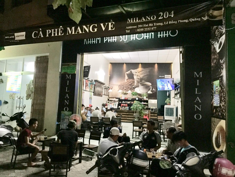 Đại lý 1096 - Milano Quảng Ngãi