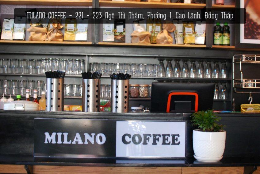 Hình ảnh đại lý 1405 - Milano Đồng Tháp