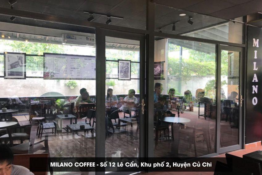 Hình ảnh đại lý 1423 - Milano Củ Chi