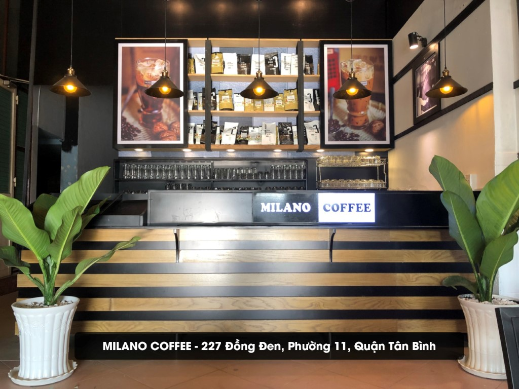 Hình ảnh đại lý 1433 - MILANO Quận Tân Bình