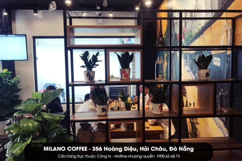 Milano Đà Nẵng - Cửa hàng trực thuộc công ty