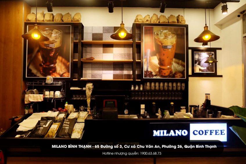 Hình ảnh đại lý 1467 - Milano Bình Thạnh