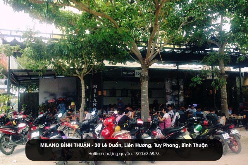 Hình ảnh đại lý 1485 - Milano Bình Thuận