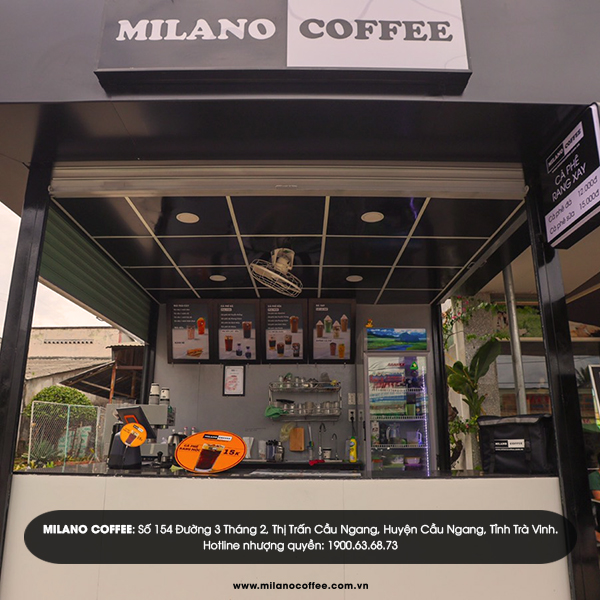 Hình đại lý 1841 - Milano Trà Vinh