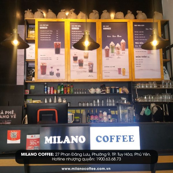 Hình đại lý 1843 - Milano Phú Yên