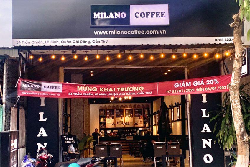 Đại lý 1961 - Milano Cần Thơ
