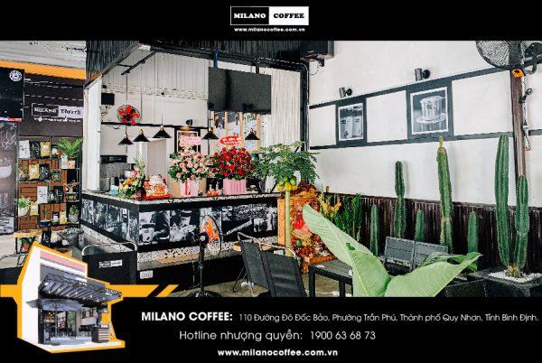 Hình đại lý 2040- Milano Bình Định